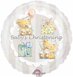 """18"""" Baby's Christening Foil"""