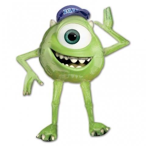 Monsters University AirWalker Foil