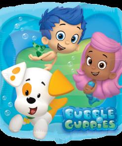 """17"""" Bubble Guppies Foil"""