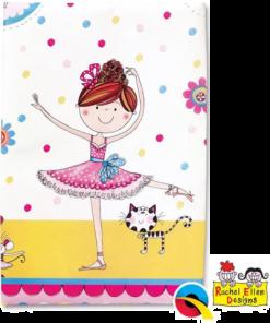 Oblong Tablecloth - Rachel Ellen Ballerina