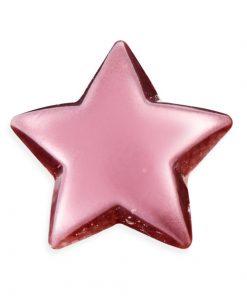 Self Adhesive Burgundy Pearl Stars
