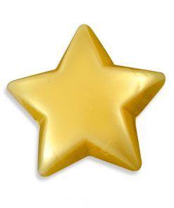 Self Adhesive Gold Pearl Stars