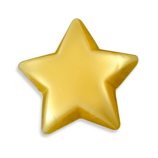 Self Adhesive Gold Pearl Stars
