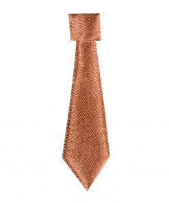 Self Adhesive Copper Satin Ties