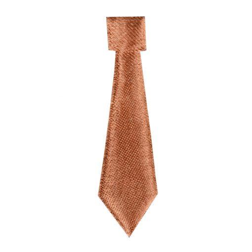 Self Adhesive Copper Satin Ties