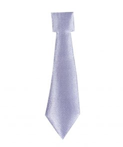 Self Adhesive Lilac Satin Ties