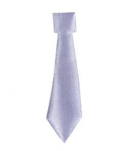 Self Adhesive Lilac Satin Ties