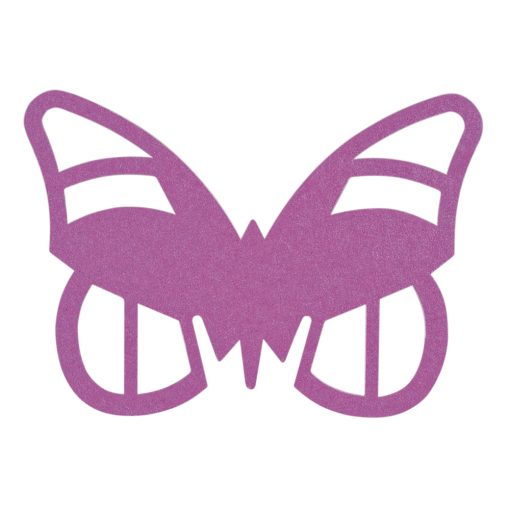 Paper Butterfly Place Cards - Fuchsia