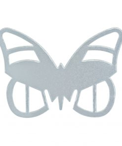 Butterfly Place Cards - Silver