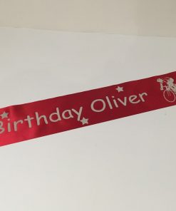 Personalised Banner