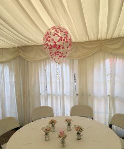 16 inch Confetti balloon
