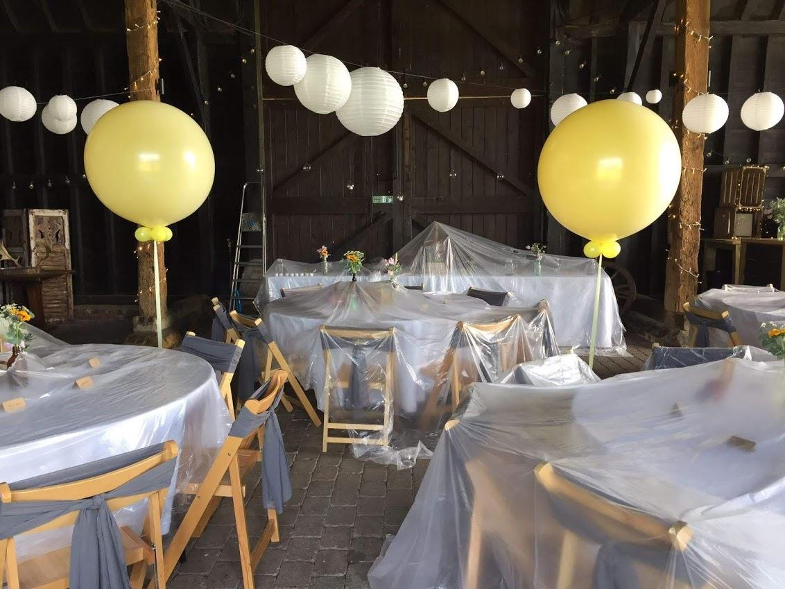 Giant Plain Latex Balloon