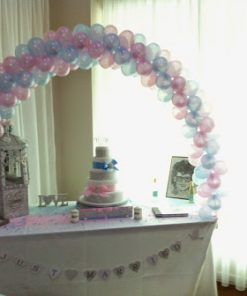 Arch - Cake Table