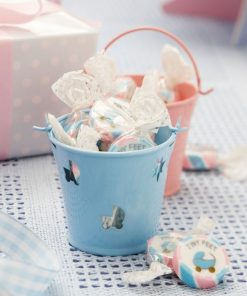 Tiny Feet Favour Pails