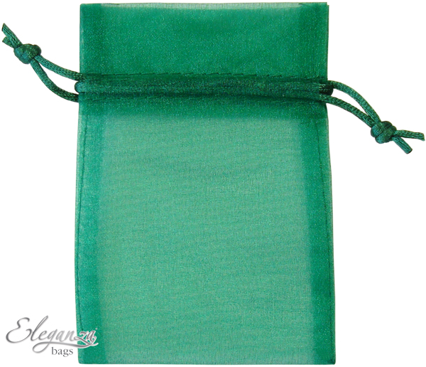 Eleganza Favour Bags - Green
