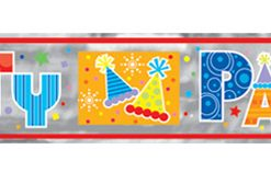 Party Style Banner