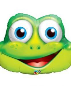 Funny Frog Shape Foil