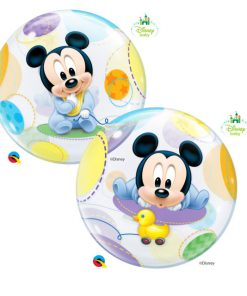 "22"" Disney Baby Mickey Single Bubble"