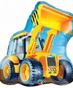 Construction Loader Shape Foil
