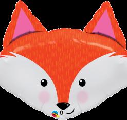 Fabulous Fox Shape foil