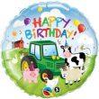 """18"""" Birthday Barnyard Foil"""