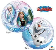 """22"""" Disney Frozen Single Bubble"""