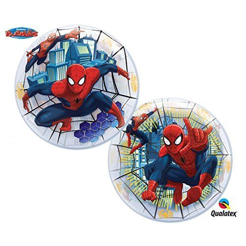 "22"" Marvel's Ultimate Spider Man Bubble"