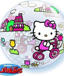 "22"" Hello Kitty Single Bubble"