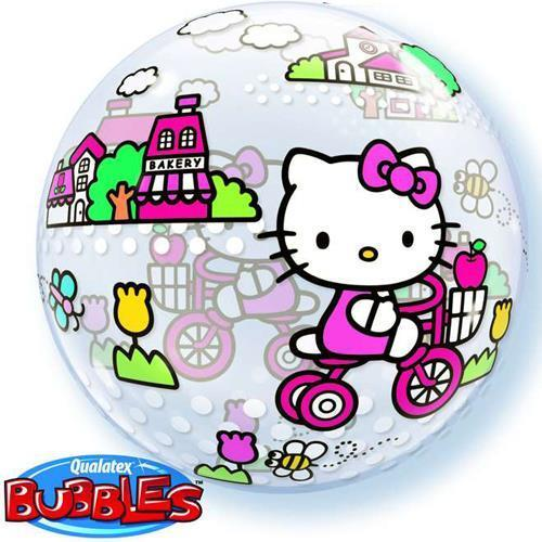 "22"" Hello Kitty Single Bubble"
