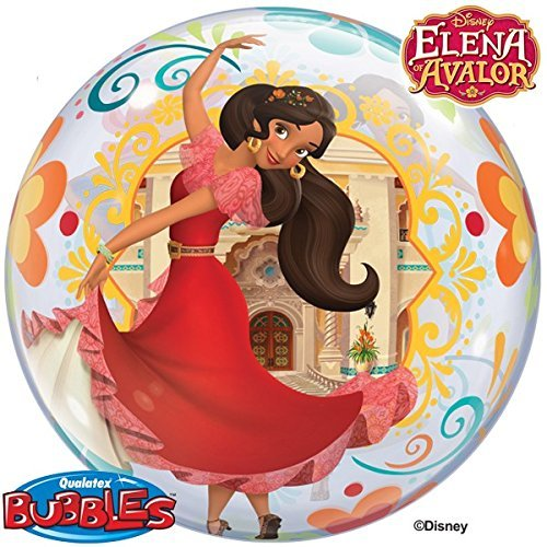 """22"""" Disney Elena of Avalor Single Bubble"""