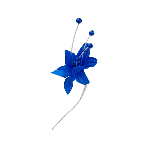 Baby Breath Royal Blue Flowers