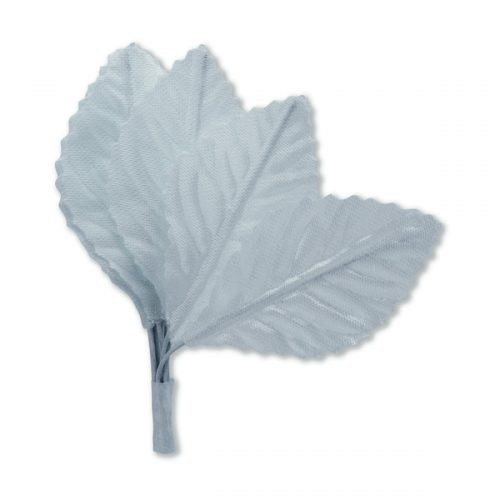 Ivory Satin Leaf
