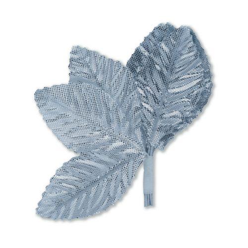 Silver Satin Leaf