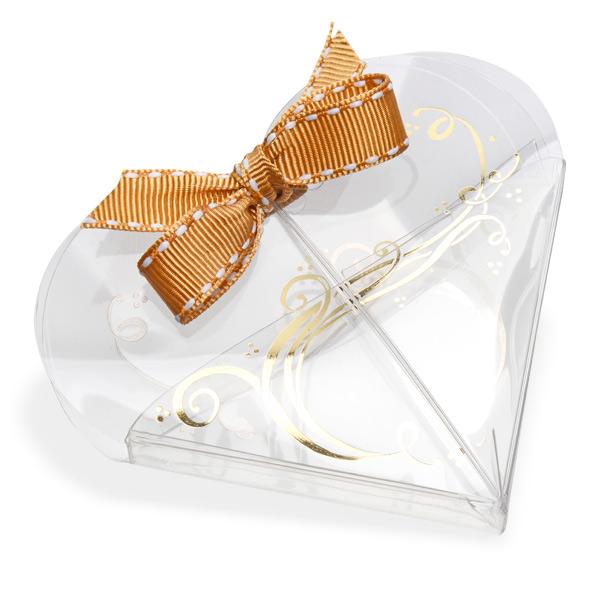 PVC Heart Trim Box