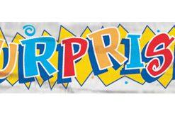 Surprise Banner