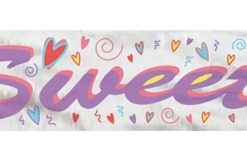 Happy Sweet 16th Birthday Banner