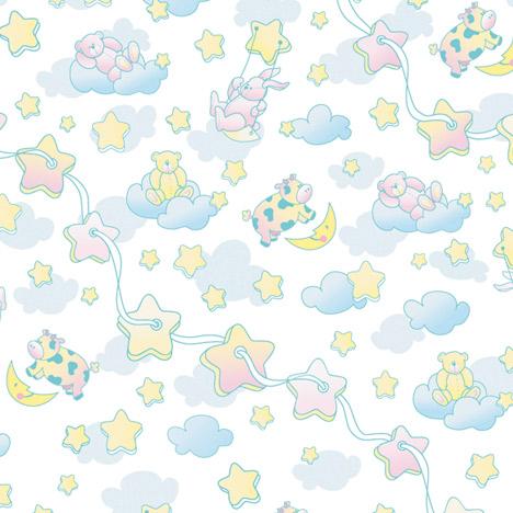Tissue Paper - Baby Dreams