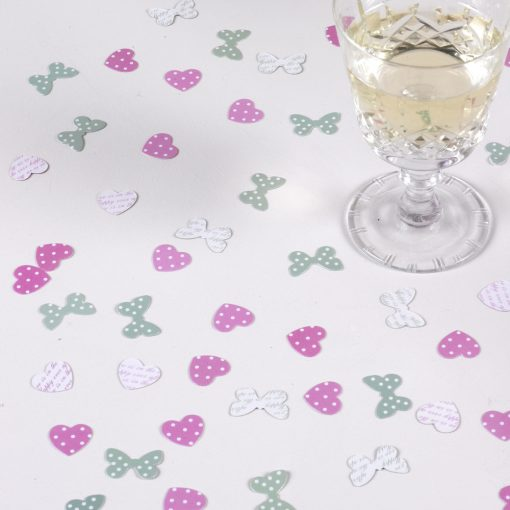Frills and Spills Table Confetti