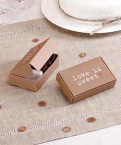 Just My Type Cake Box