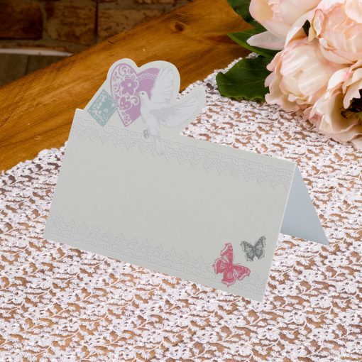 With Love Place Cards