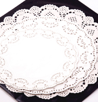 Assorted Lace Paper Doyleys