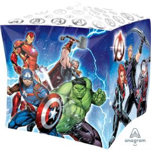 Avengers Cubez Foil
