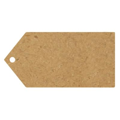 Eleganza Greeting Tags Craft Finish Plain
