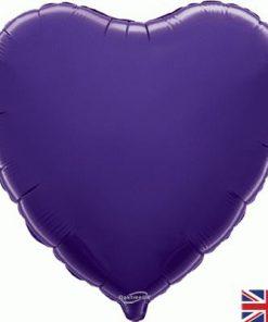 """Oaktree 18"""" Purple Heart"""