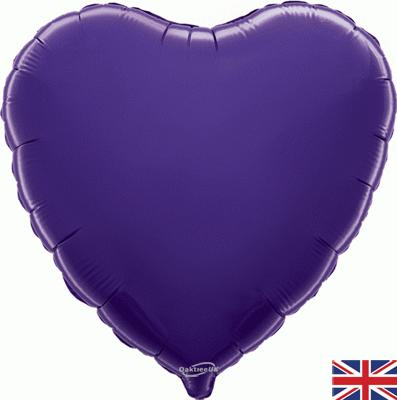 "Oaktree 18"" Purple Heart"