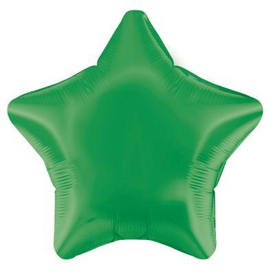 """Oaktree 19"""" Green Star"""