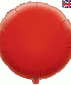 "Oaktree 18"" Red Round"