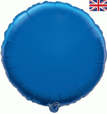 "Oaktree 18"" Blue Round"