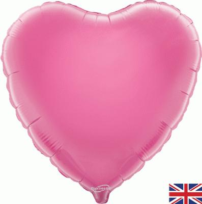 "Oaktree 18"" Pink Heart"