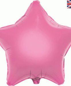 """Oaktree 19"""" Pink Star"""
